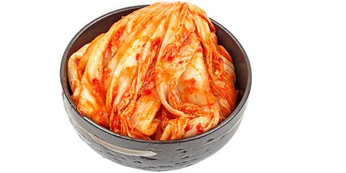Turshi korean pikante me lakër kineze