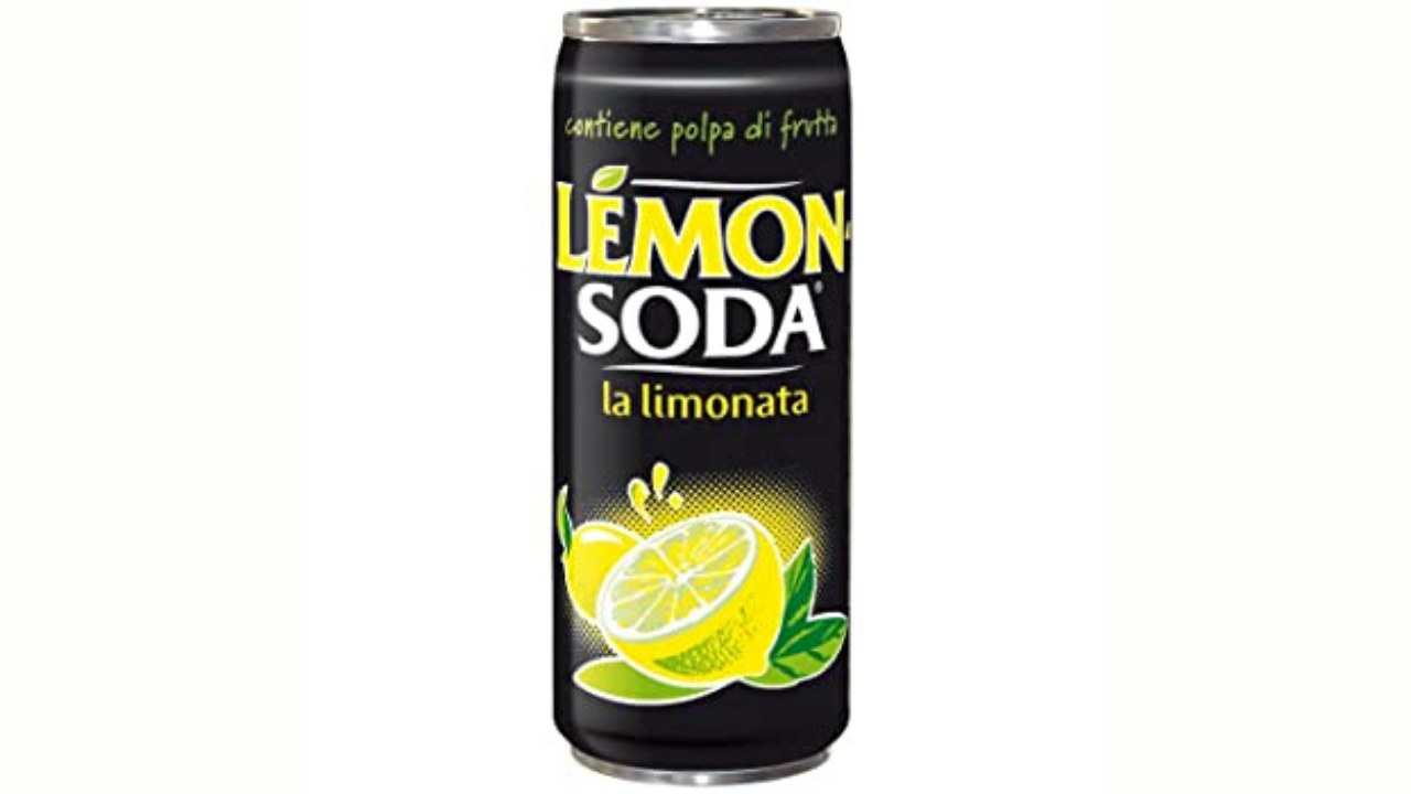 Lemon Soda 0.33l