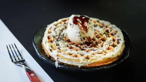 Waffle small