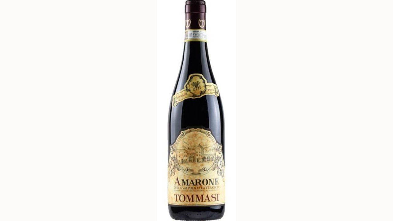 Zona ku është prodhuar është Veneto, Itali, varieteti I përdorur është  Corvina Veronese, Corvinone, Rondinella, Oselleta. Është verë intensive dhe me fines të madhe, ajo shfaq aromat e qershive të pjekura dhe të kumbullës. Ka nje shije të plotë, me karakteristikat tipike të rrushit të thatë.