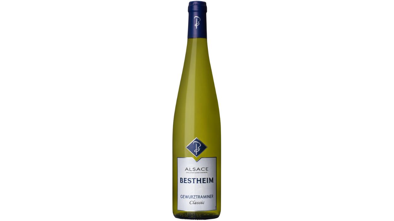 Zona ku është prodhuar është Alace, Francë, varieteti i përdorur është Geëurztraminer. Aroma të kocimares, frutave ekzotike dhe pak të erzave kryesisht piper I bardhë.