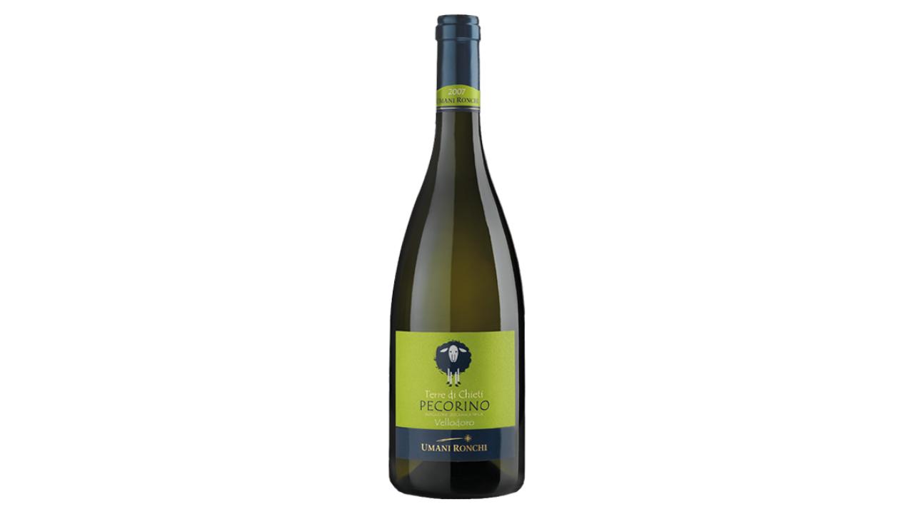 Varieteti i përdorur është Pecorino. E karakterizon një ngjyrë e verdhë brilante, kjo verë ka aftësi të përhapë aromat e frutave të luleve me nota të theksuara mineralesh dhe të vazhdueshme. Në shije4 shfaqet me një strukturë të mirë të këndshme dhe të freskët.