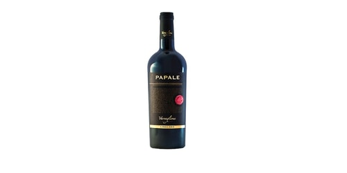 Papale Primitivo Di Manduria 2008. Përqindja alkolike 14.5