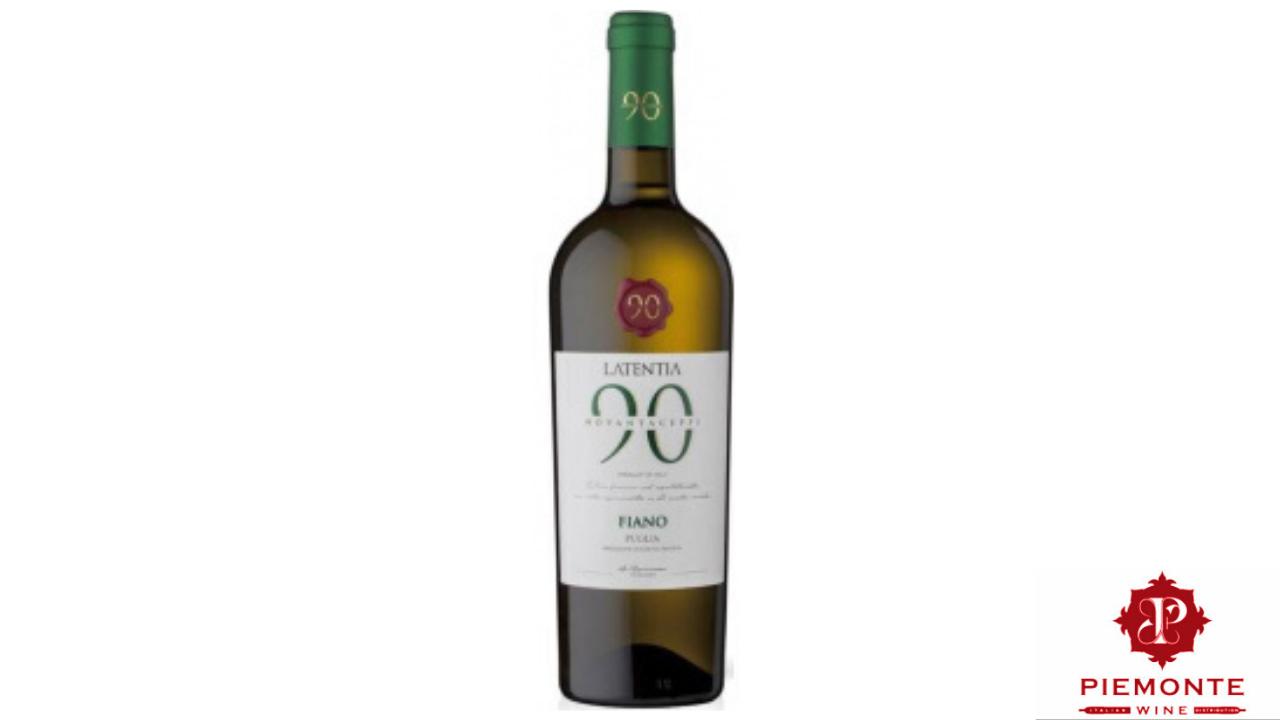 Verë e bardhë e plotë me shije të freskët dhe aromatike ( 12.5 vol )