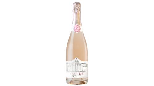 Verë rose 12 vol alkool, kantina Calitro nga Puglia, Itali. Aromë e freskët dhe delikate, në të cilat spikatin lulet dhe frutat, varietet 100 përqind rrush Primitiv ( 0.75 l )