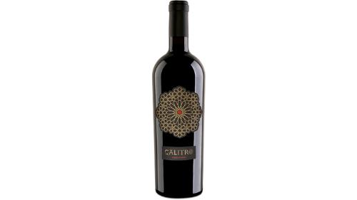Verë e kuqe 14.5 vol alkool, kantina Calitro nga Puglia, Itali. Verë e rrumbullakët, e plotë dhe e ekuilibruar, 100 përqind rrush Negroamaro (  0.75 l )