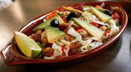 Sallatë mexicane