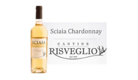 Sciaia Chardonnay Risveglio. Përqindja Alkolike 12.5