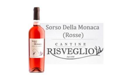 Sorso Della Monaca Rosato Risveglio. Përqindja Alkolike 12.5