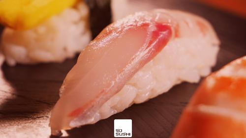 Oriz, peshk i bardhë