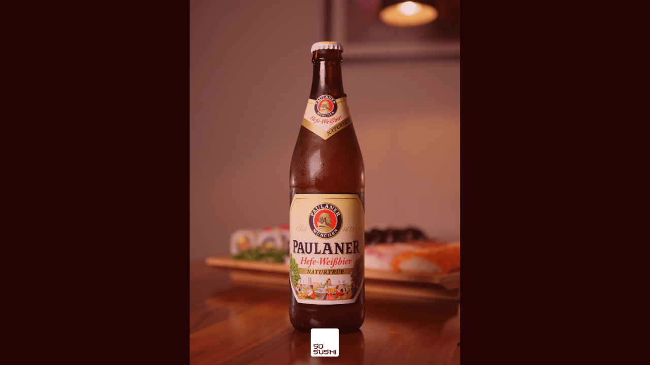 Birra paulaner 0.5l
