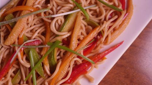 Noodles me perime