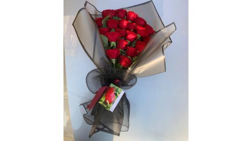 Buqetë me red roses