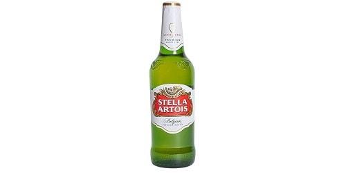 Birrë Stella Artois shishe 33cl