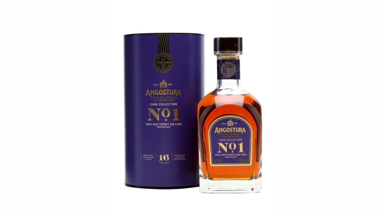 Angostura Rum No.1 Cask Col. 16yo