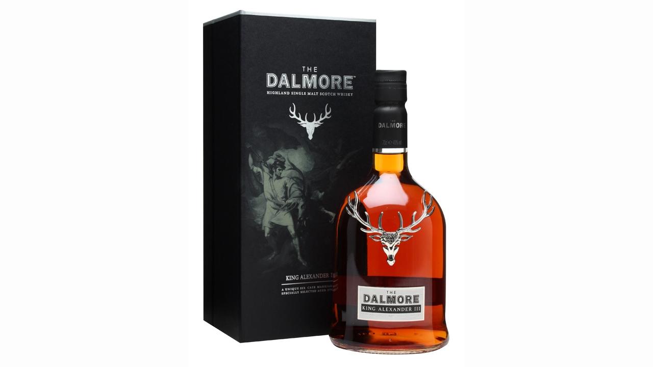 Dalmore King Alexander lll