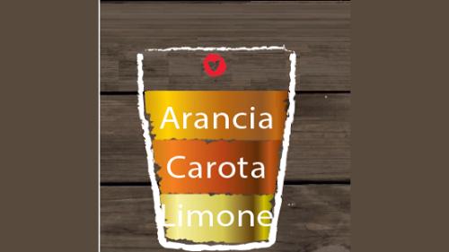 Portokall, karrotë, limon
