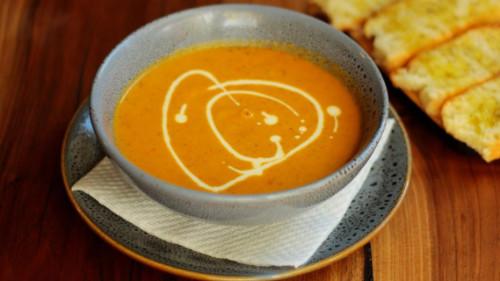 Supë krem perime