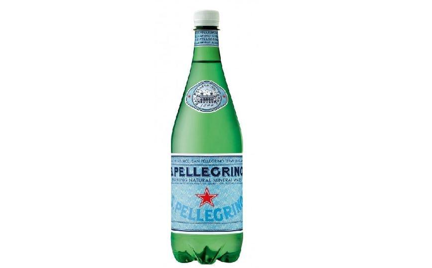 Ujë i gazuar 0.75 L San Pelegrino i ftohtë