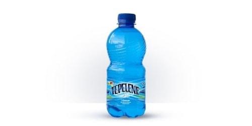 Ujë i gazuar 0.5l Tepelena i ftohtë