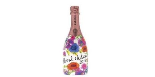 Valdo Floreal Edition Rose. Përqindja alkolike 11.5
