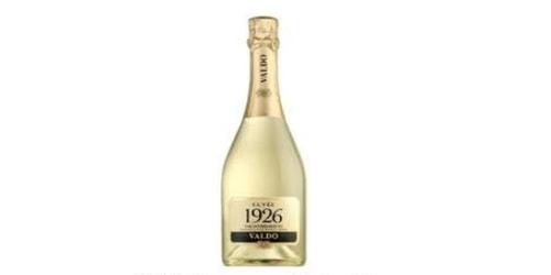 Valdo 1926 Prosecco Extra Dry. Përqindja alkolike 11.5