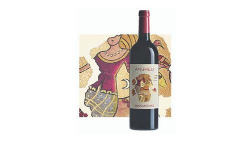 Angheli donnafugata. Përqindja alkolike 13.35