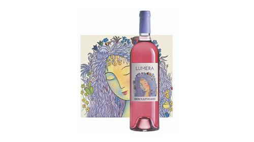 Lumera Donnafugata. Përqindja alkolike 12.43