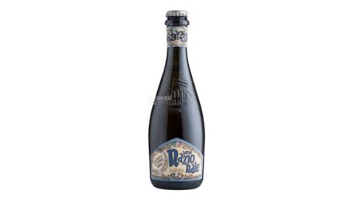 Birrë artizanale Nazionale 0.33 Baladin. Përqindja alkolike 6.5
