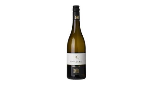 Pinot Grigio DOC Peter Zemmer. Përqindja alkolike 13.5