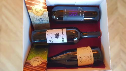 Paketim, Susu Maniello, Pecoranera N.Di Froia, Sator Montescudaio, Produkt Ushqimor