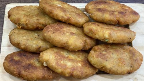Qofte patate