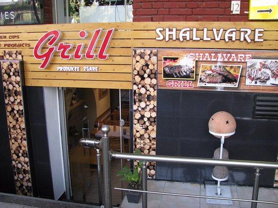 Shallvare Grill